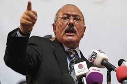 صالح يتهم السعودية بنشر الكوليرا في اليمن