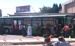 New batch of militants leave al-Waer neighborhood