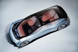 خودرویی هوشمند با فضای داخلی که تغییر می کند!