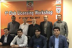 برگزاری جلسات حرفهایسازی و اخذ مجوز ملی در اتحادیه فوتبال