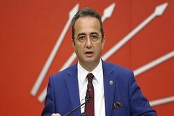 بلند تزجان سخنگوی حزب جمهوری خلق ترکیه