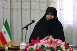 مسئول امور بانوان تبلیغات اسلامی قزوین مورد تقدیر قرار گرفت