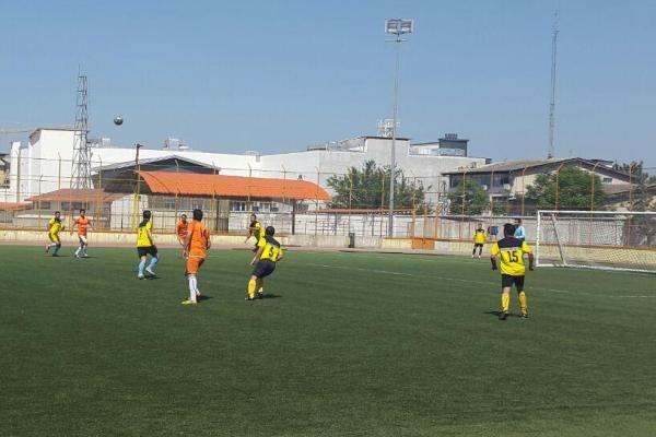 تیم پاکدشت در لیگ دسته دوم فوتبال حاضر  می شود