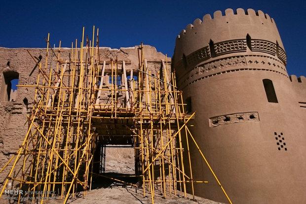 Arg-e Bam restoration