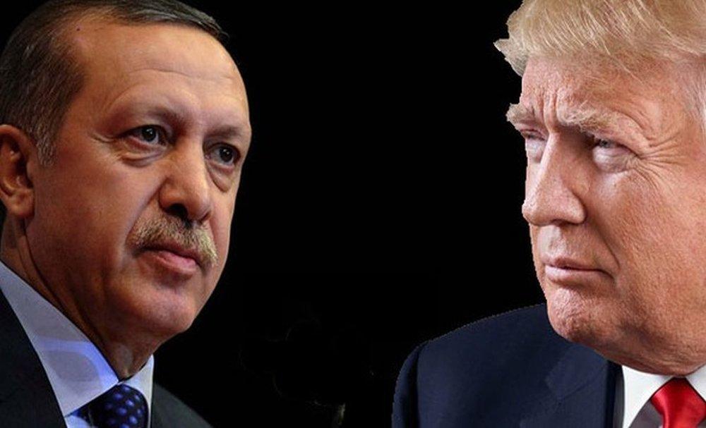 Turkey's Erdogan hopeful for breakthrough in dispute on arming Syrian Kurds