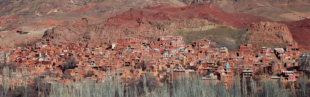 Abyaneh village, open-air museum of living traditions
