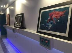 افتتاح اول معرض رقمي في كرمانشاه