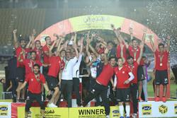 Naft of Tehran wins Iran's Hazfi Cup