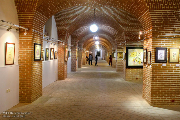 Tabriz hosts intl. expo of Islamic arts