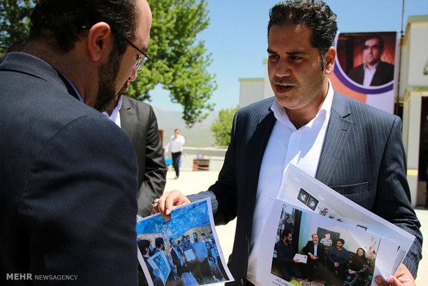 سفر سیدحسن قاضی زاده هاشمی وزیربهداشت درمان و آموزش پزشکی به کردستان