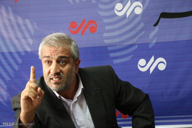 محمد الله مرادی مدیرکل اموال تملیکی استان کردستان و فعال سیاسی