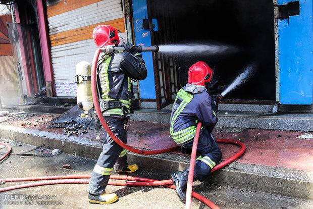 احتمال تکرار آتشسوزی بازار اروند در دیگر بازارهای خرمشهر