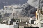 سعودی عرب کے جنگی طیاروں کی بمباری میں 17 یمنی شہید