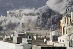 حملات جنگنده های متجاوز به صعده/ کشته شدن یک نظامی سعودی در نجران