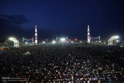 مسجد جمکران میں 15 شعبان کی مناسبت سے شاندار تقریب