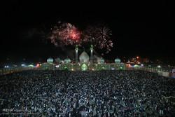 """أجواء مسجد """"جمكران"""" في ليلة النصف من شعبان /صور"""