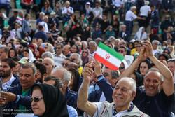 چهارمین همایش بزرگ پیاده روی شهرداری تهران