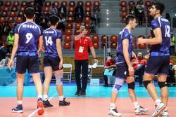 بهروز عطایی: والیبالیست ها برای موفقیت به باکو آمده اند
