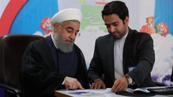 'Rouhani doesn't have enough votes to secure election in first round'