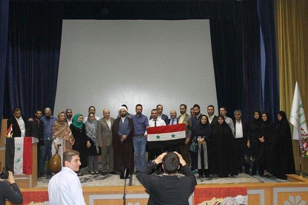 روز شهید سوری در تهران