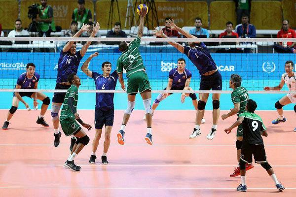 Volleyball U21 World Championship: Iran beat Ukraine