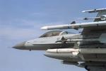 جنگنده اف-۱۶ ترکیه، سوخو-۲۵ ارمنستان را منهدم کرد