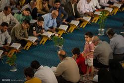 سومین کرسی ملی تلاوت رضوی در گنبدکاووس برگزار شد