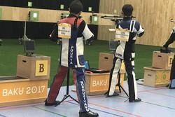 ورزشکار قمی به اردوی تیم ملی تیراندازی مردان دعوت شد