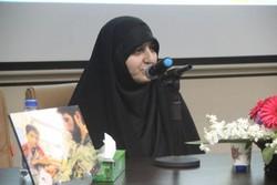 همسر شهید بلباسی