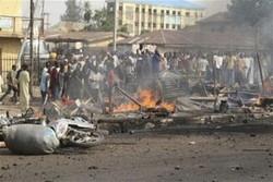 حمله بوکو حرام در نیجریه ۶۵ کشته برجا گذاشت