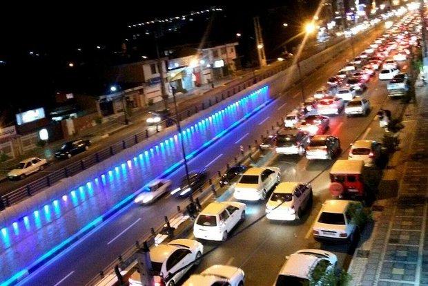 ترافیک گرگان - کراپشده
