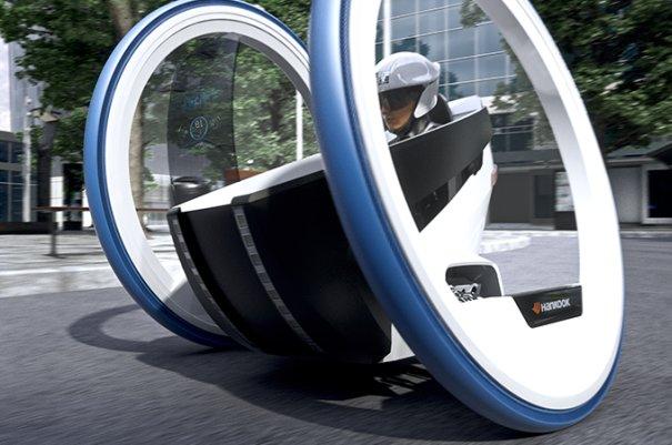 ۵ تایر عجیب و غریب برای وسایل نقلیه آینده