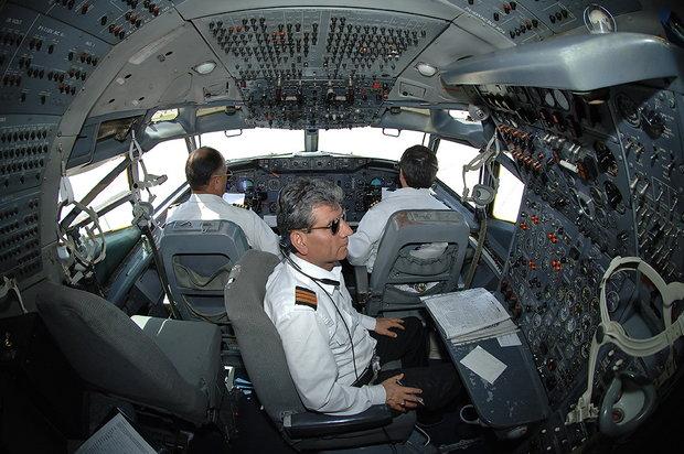 لغو جذب خلبان خارجی از سوی هما/خبر خوش برای خلبانان ایرانی