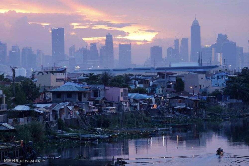 شهرهای در حال غرق شدن
