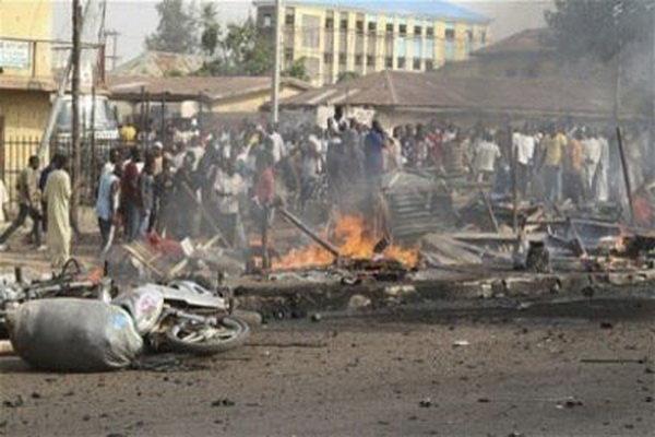 حملات انتحاری در «مدوگوری» نیجریه جان ۹ نفر را گرفت