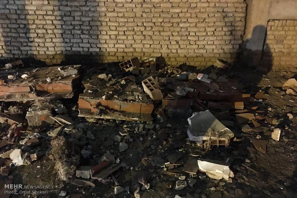 زلزله۵.۷ریشتری بجنورد را لرزاند/دیوار برخی منازل روستایی فروریخت