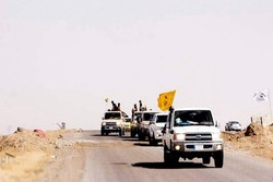Al-Nujaba forces sent to liberate Iraq border areas with Syria