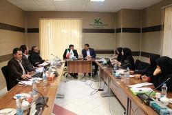 جلسه مربیان و مسئولان کانون پرورش فکری آذربایجان شرقی