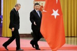 شی جین پینگ و اردوغان