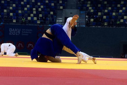 Iranian Judoka in final at 2017 Asian Championship