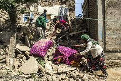 شرایط سخت مردم روستاهای زلزله زده بجنورد