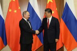 دیدار روسای جمهور چین و روسیه در مسکو
