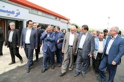 سفر وزیر کار به خراسان شمالی