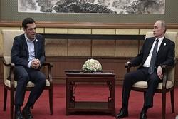 یونان به دنبال توسعه روابط با روسیه است