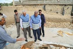 زلزله در قصر قجر