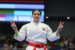 دلیل تغییر رنگ مدال کاراته کای ایران از طلا به برنز