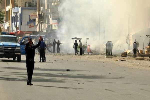 ۵ کشته و زخمی بر اثر دو انفجار در بغداد