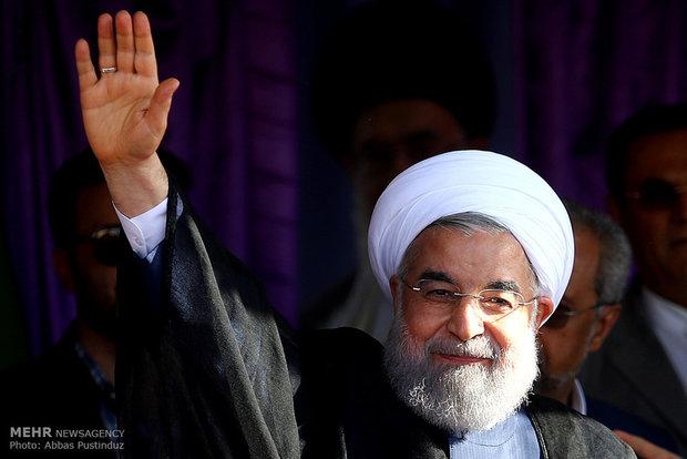 سفر حسن روحانی رئیس جمهور به استان اصفهان