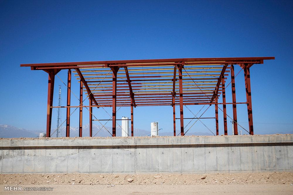 افتتاح پروژه ای که قابل بهره برداری نیست