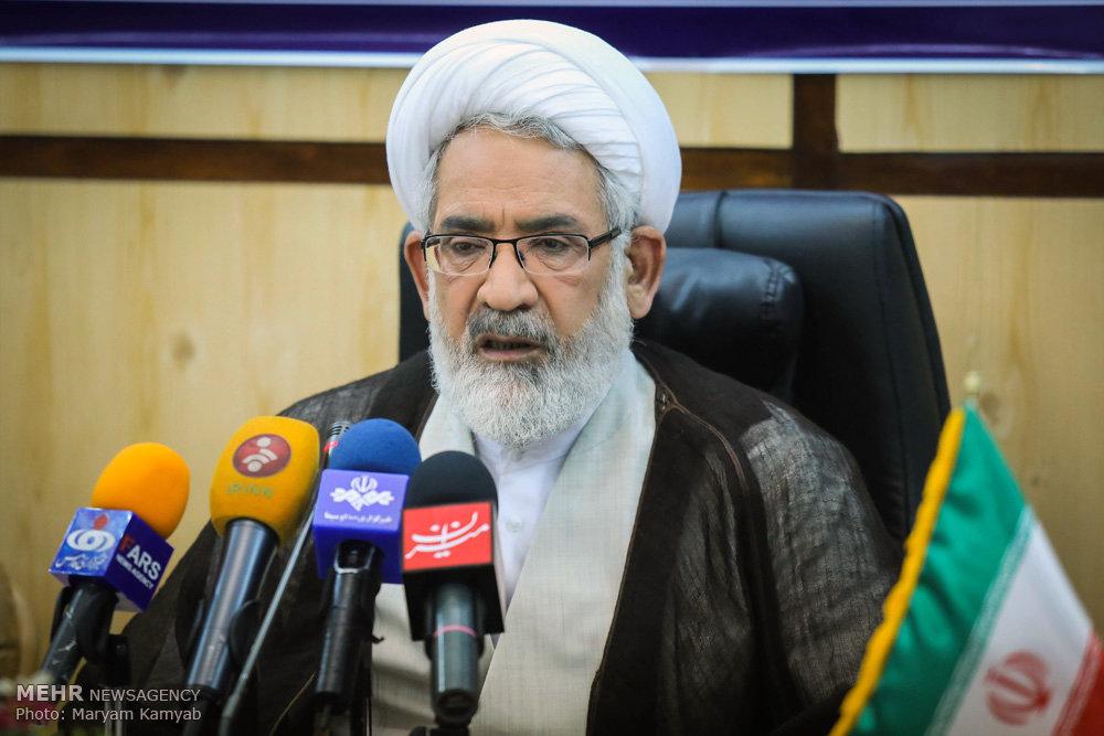 نشست خبری حجت الاسلام محمدجعفر منتظری دادستان کل کشور